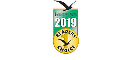 Readers Choice Best Lawyer/Law Firm 2019