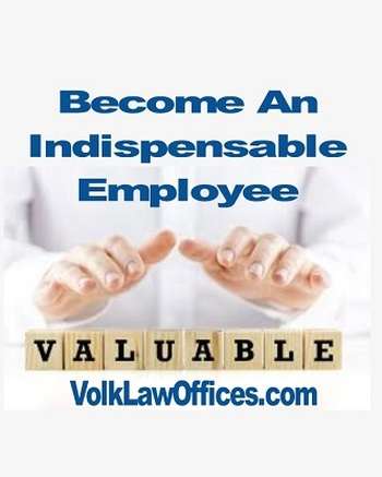 Good Employee, Bad Employee, and Becoming Indispensable