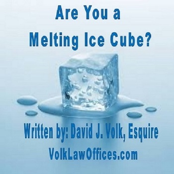 Are You a Melting Ice Cube?