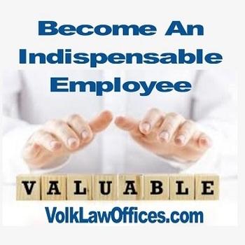 Good Employee, Bad Employee, and Becoming Indispensable