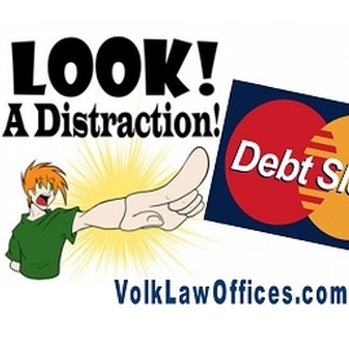 Distracting Debt Does Damage