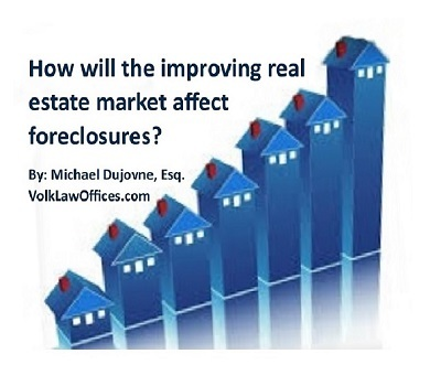 Property Matters: What An Improving Real Estate Market Means for Foreclosures