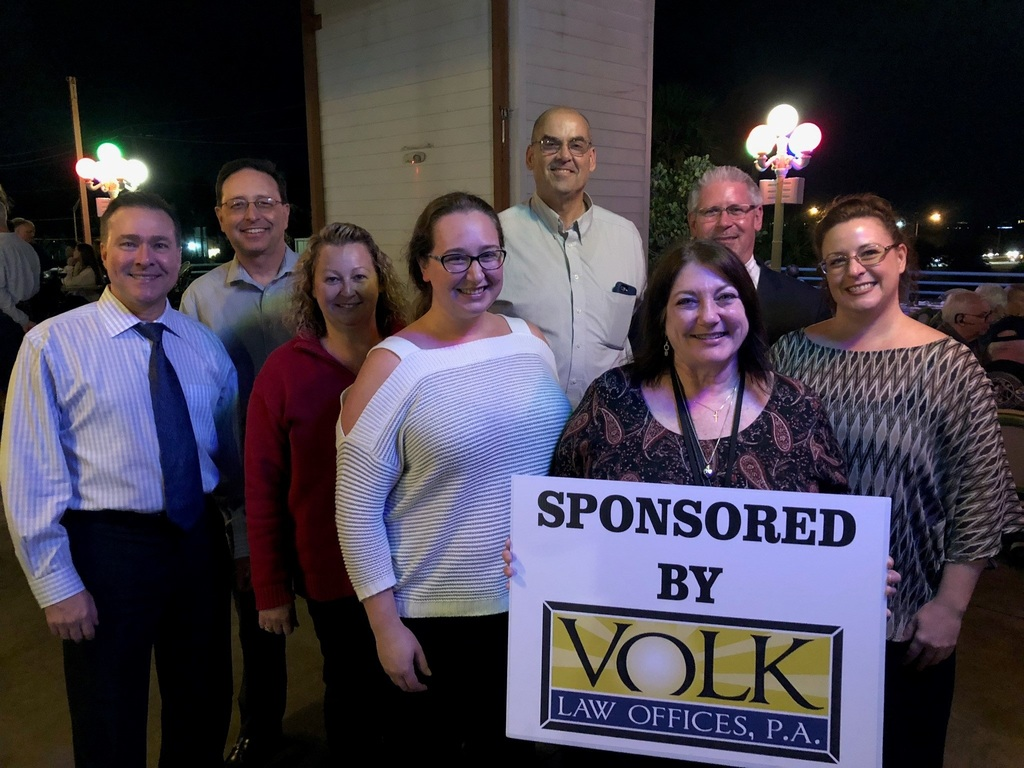 VolkLaw Sponsored the Young Lawyers Division Happy Hour