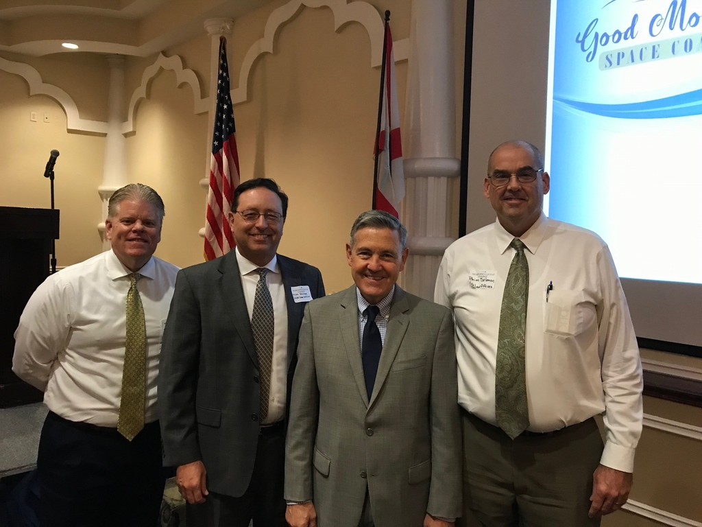 VolkLaw Attorneys Learn about the Future of Kennedy Space Center from Director Richard Cabana