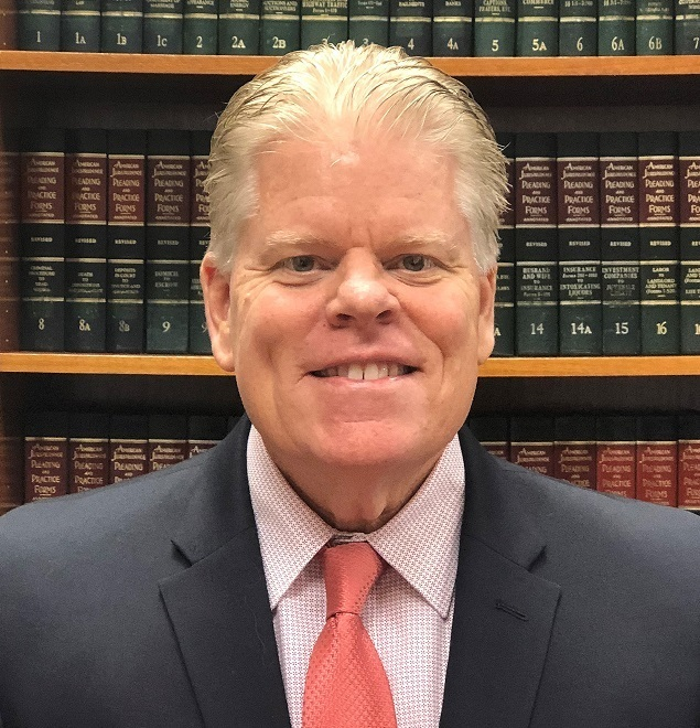 Barry Baker Attorney headshot
