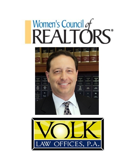 Michael Dujovne, Esquire gave a presentation to the Brevard Women's Council of Realtors