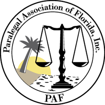 VolkLaw at the Paralegal Association of Florida Dinner