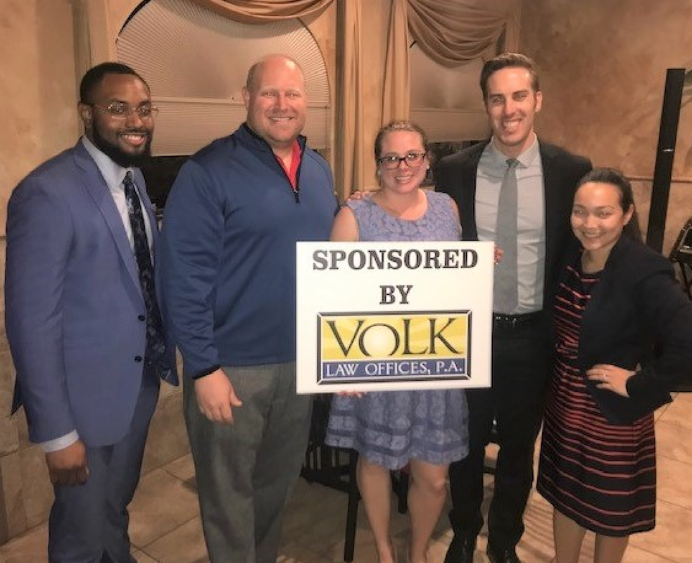 Volk Law Sponsors Young Lawyers Division Happy Hour