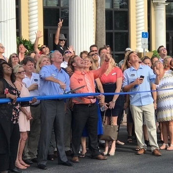 Attorney Michael Dujovne Attends Keller Williams Real Estate Ribbon Cutting