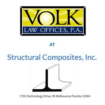 VolkLaw Tours Structural Composites, Inc.