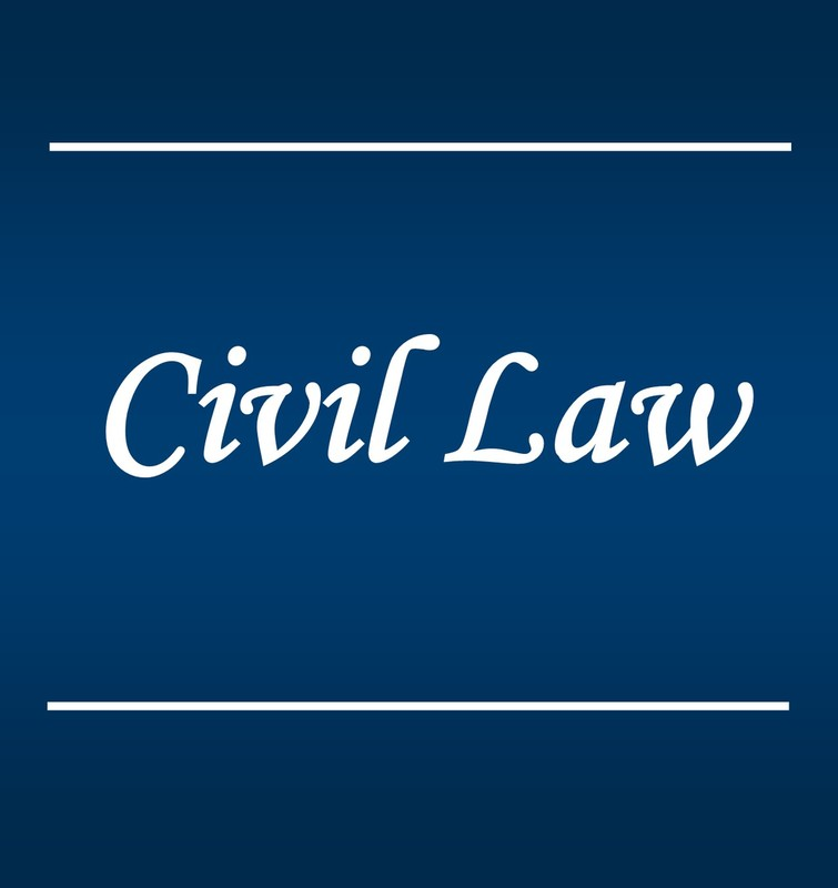 Civil Law Definitions